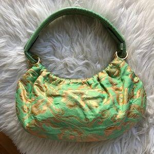 "Kate Spade Small Marina Handbag ""Nice Floral"""